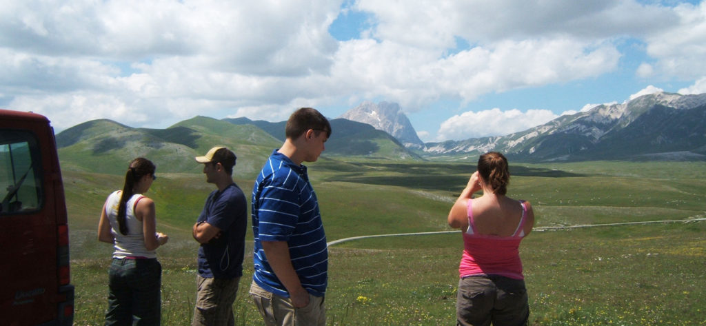 One week in the rural heart of Italy: the Abruzzo mountains - Campo Imperatore, Italy